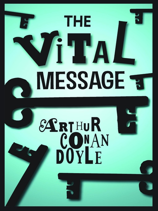 The Vital Message (MP3)